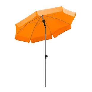 Schneider Sonnenschirm Locarno mandarine, Ø 150 cm