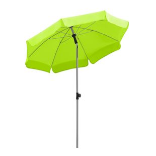 Schneider Sonnenschirm Locarno apfelgrün, Ø 150 cm