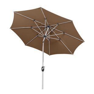 Schneider Sonnenschirm Venedig mocca, Ø 270 cm