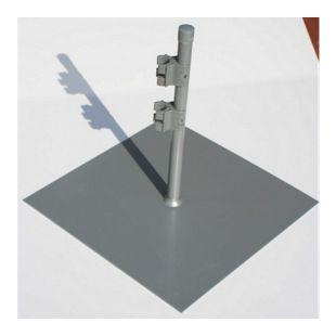 Floracord Fußplatte für Paravent
