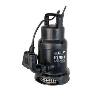 T.I.P. DTX 7500 T Schmutzwasser-Tauchpumpe inkl. Träger
