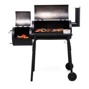 "Tepro ""Wichita"" Smoker-Holzkohlengrill"