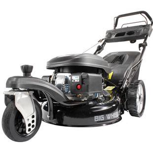 Güde Big Wheeler Trike 465 D Blackline Benzin-Rasenmäher