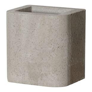 Buschbeck Kaminverlängerung grau