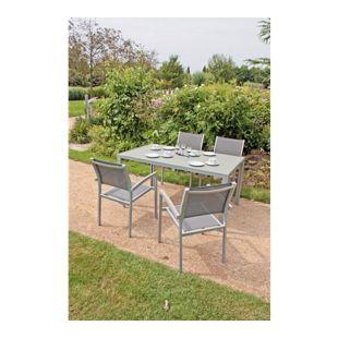 Garden Pleasure Tischgruppe Grace 7-tlg.