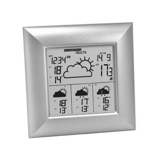 TechnoLine WD 4000 - WetterDirekt Station - silber