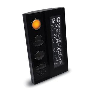 TechnoLine WS 6650 - Wetterstation mit 3D Wettersymbolen