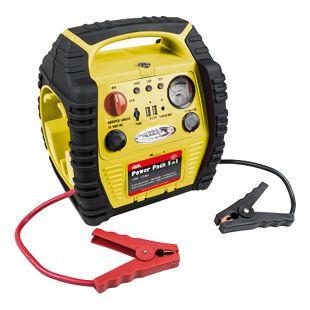 APA Power Pack 600A KFZ-Starthilfegerät 5in1