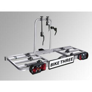 Eufab BIKE THREE Fahrradheckträger für Anhängerkupplung