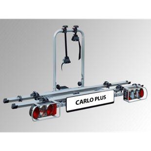 Eufab Fahrradheckträger CARLO PLUS für Anhängerkupplung