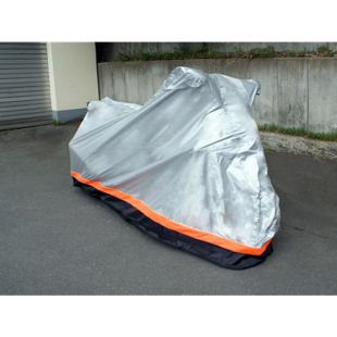 APA Motorrad Rundum-Garage XL