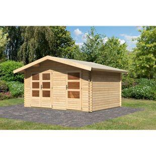 Woodfeeling Lagor 1 Gartenhaus, naturbelassen