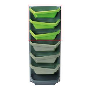 Juwel Vertical-Garden Aufbauelement limette