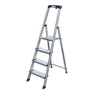 """Krause """"Sepuro"""" Stufen-Stehleiter, 4 Stufen"""