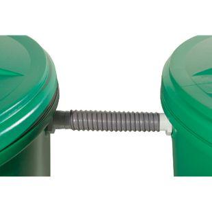 GreenLife Regenspeicher-Verbindungsset 11/4 Zoll für Regentonnen und Dekorregenspeicher