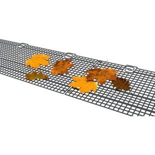 GreenLife Laubgitter für Dachrinnen Länge ca. 3 m