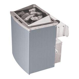 Karibu 9 kW Saunaofen mit integr. Steuerung