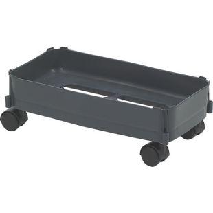 Graf Fahrwagen für Mehrzweckbehälter eckig 60 L - für harte Böden