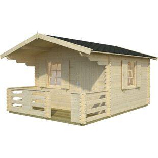 Palmako Sylvi 10,4+4,2 m² Gartenhaus