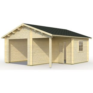 Palmako Roger 21,9 m² kit Garage