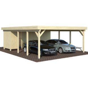 Palmako Karl 40,6 m² Carport