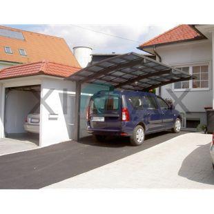 Ximax Portoforte 170 Carport Mattbraun