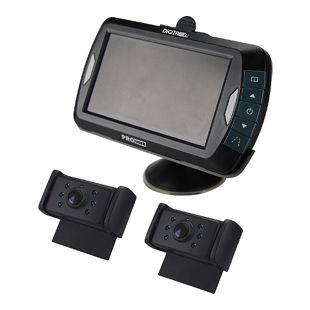 ProUser Rückfahrkamera-Set Digital