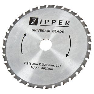 Zipper KSB21630Z32 Multicut Sägeblatt für KGS216-310