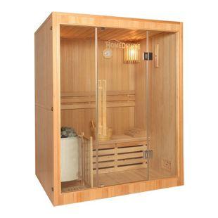 Home Deluxe 2987 Skyline L Sauna inkl. Saunaofen
