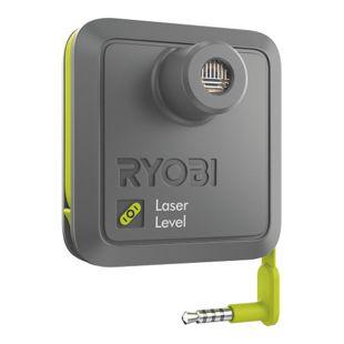 Ryobi Phone Works RPW-1650 Kreuzlinienlaser inkl. Stativ