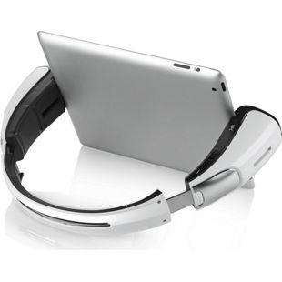 Spiffy iStage faltbarer Bluetooth Lautsprecher - weiß