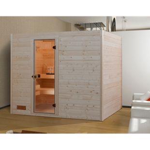 Weka Sauna Valida 1, 239 x 203 x 189 cm