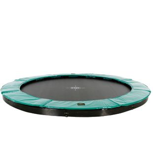EXIT Supreme Ground Level 305 (10ft) Trampolin