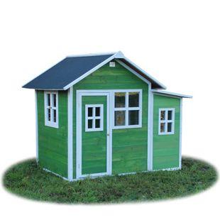 EXIT Loft 150 Holzspielhaus Grün