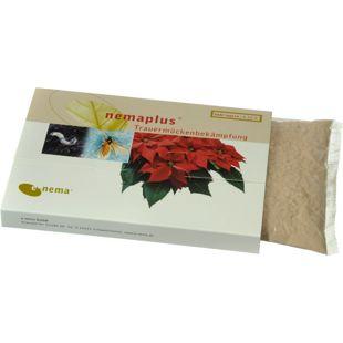 Nemaplus Nematoden gegen Trauermücken, 5 Millionen für 10 m²