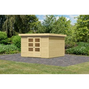 Woodfeeling Askola 6 Gartenhaus