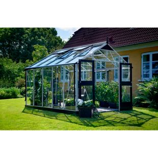 Juliana Premium 10,9 m² Gewächshaus mit 3 mm Sicherheitsglas