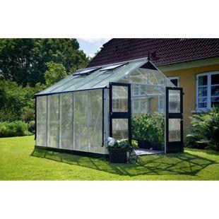 Juliana Premium 10,9 m² Gewächshaus mit 10 mm Hohlkammerplatten