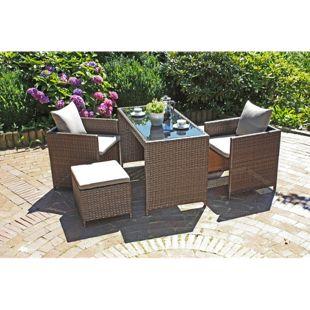 Garden Pleasure Tischgruppe Montpellier