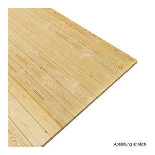 Woodfeeling Fußboden für Sockelmaß 400 cm x 280 cm