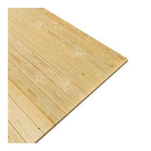 Woodfeeling Fußboden für Sockelmaß 490 cm x 390 cm