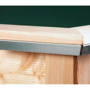 KGT Schneckenkante für Woody 130 Hochbeet