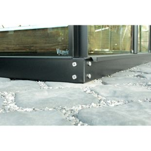 Vitavia Fundament 8300, 6 cm, schwarz