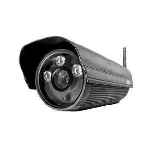 Instar IN-5907HD WLAN Überwachungskamera - schwarz