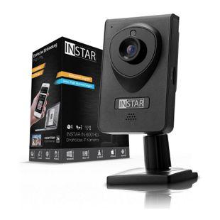 Instar IN-6001HD WLAN Überwachungskamera - schwarz