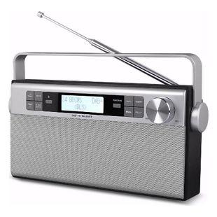 Soudmaster DAB650SI DAB+/UKW-PLL Radio mit Akku