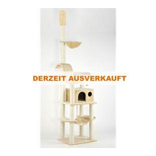 Silvio Design Holister Kratzbaum beige
