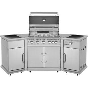 JUSTUS JG 300 2 FS Poseidon Gasgrill-Küche