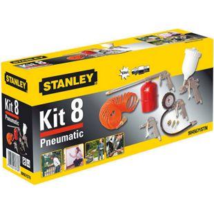 Stanley 1821 Airtoolkit 8 tlg.