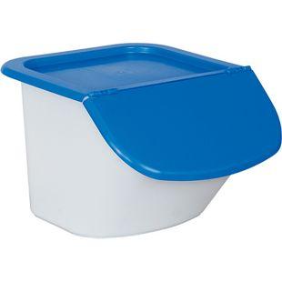 BRB Zutatenspender / Vorrats-Container / Abfallsammler 15 l blau